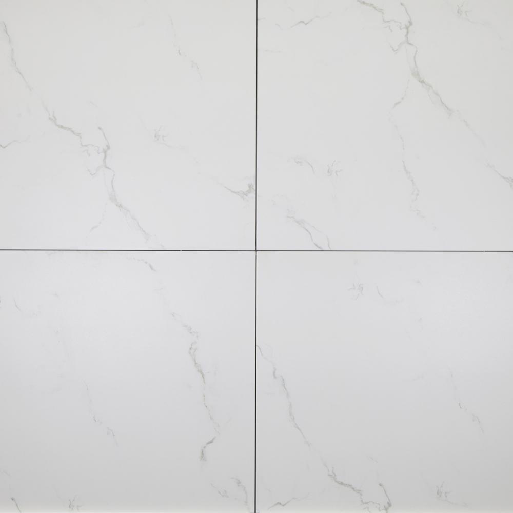 600x600 Floor Tiles >> Calacatta Matt 600x600 - Italcotto