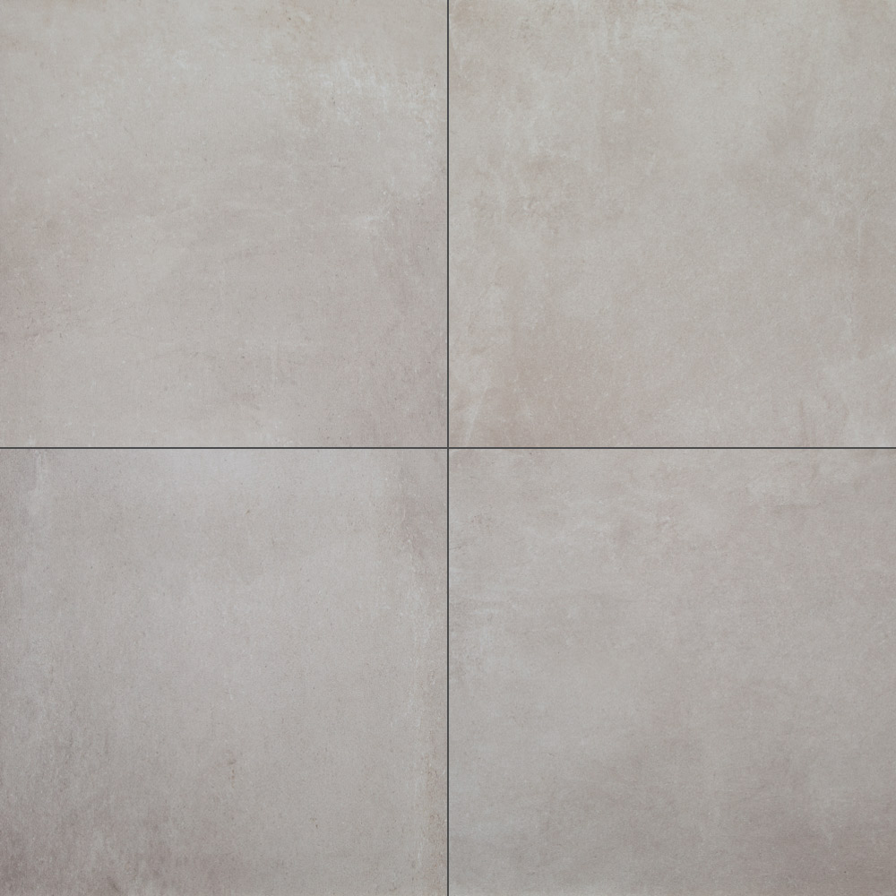 Urban Cement Grey Stone Effect Ceramic Wall Floor Tile: Urban Concrete Griege Matt 600x600