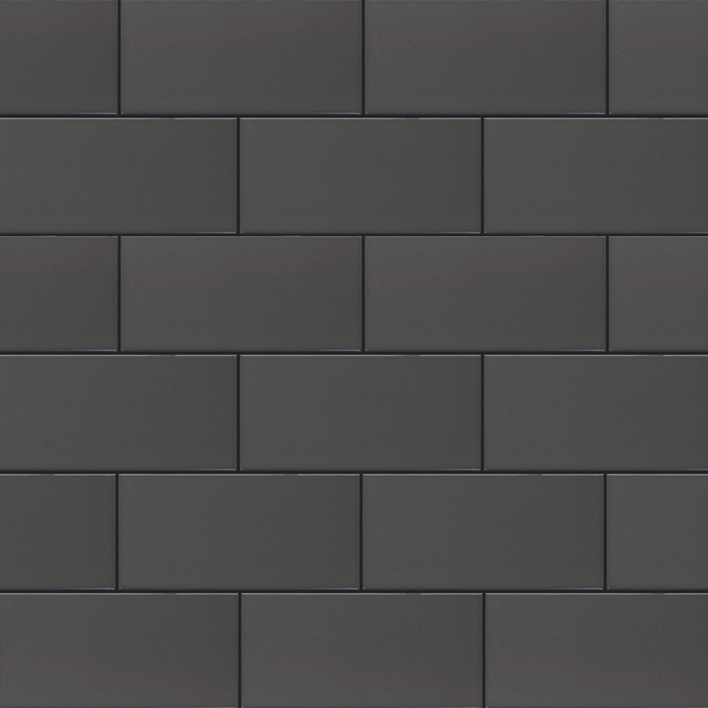 Metro Dark Grey Gloss 75x150 Italcotto