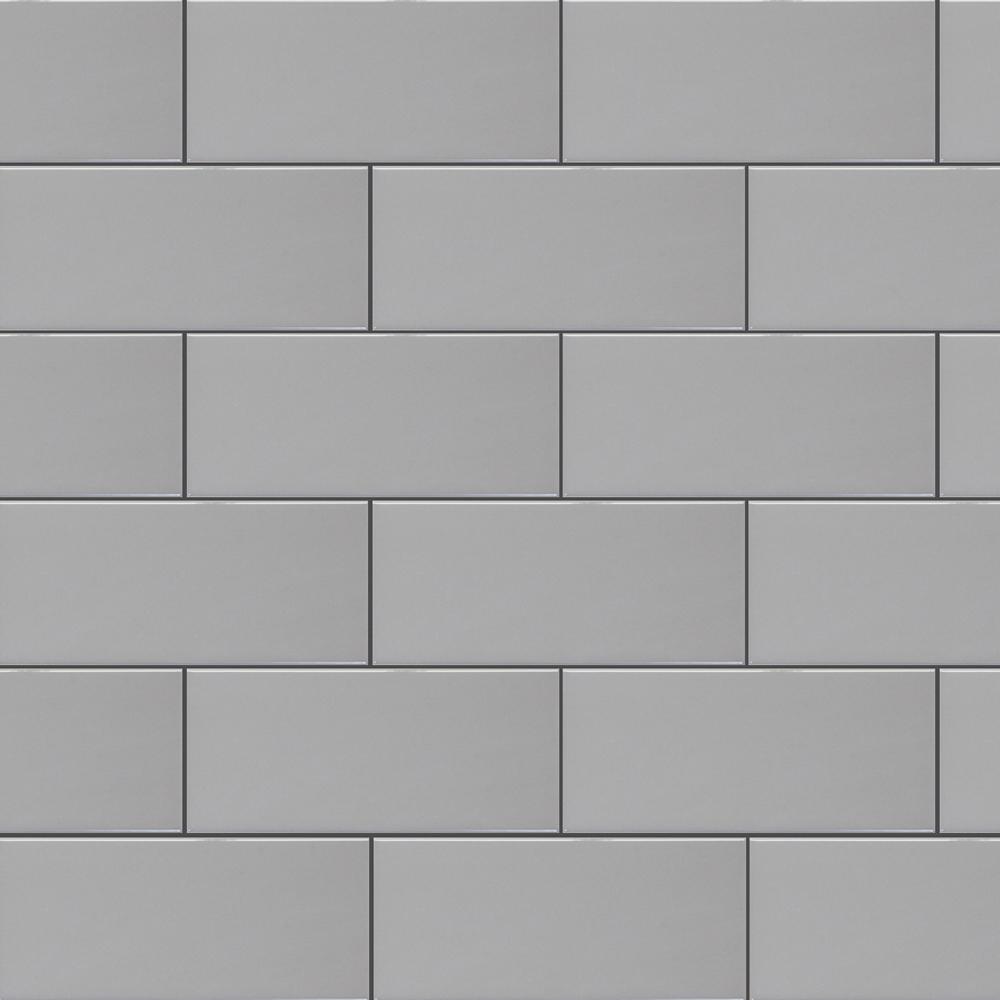 metro mid grey gloss 75x150 italcotto. Black Bedroom Furniture Sets. Home Design Ideas