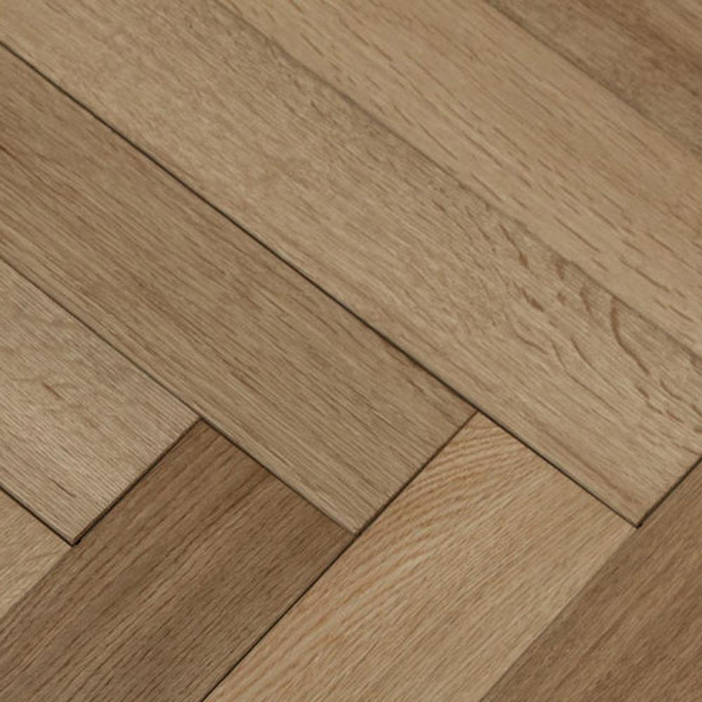 French Oak Unfinished Herringbone 75x600x15 4mm Italcotto