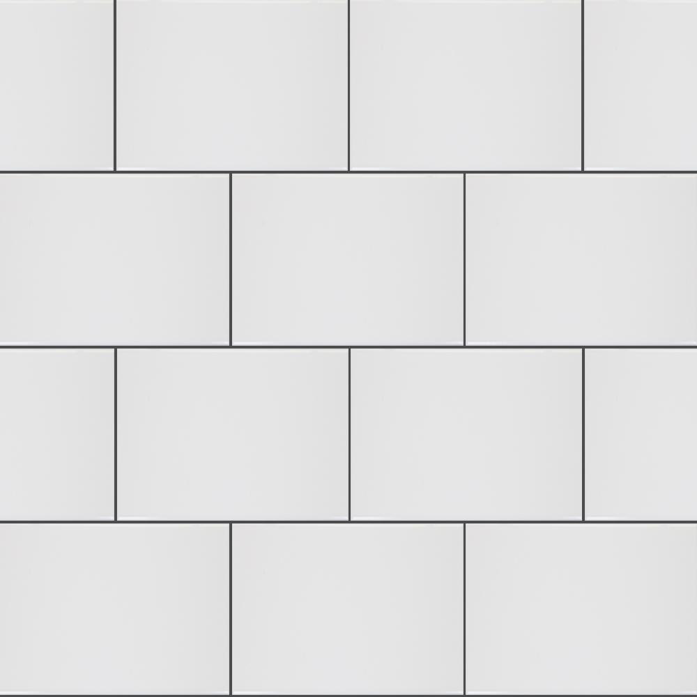 Metro White Matt 100x100 Italcotto