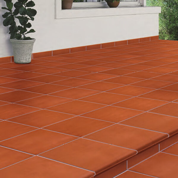 Cotto Naturale Arrotato Bullnose 300x300 Italcotto